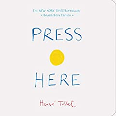 The longest-running picture book on the New York Times bestseller list, now available in a board book!Press the yellow dot on the cover of this interactive children's book, follow the instructions within, and embark upon a magical journey! Ea...