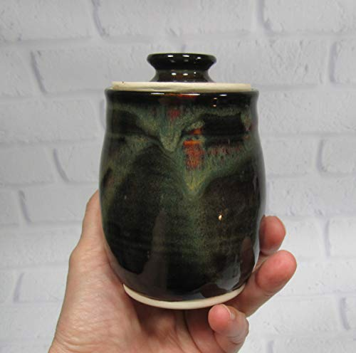 - Lidded Trinket Jar