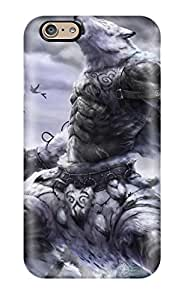 Perfect Art Animal Case Cover Skin For Iphone 6 Phone Case