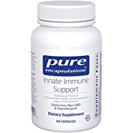 Pure Encapsulations - Innate Immune Support - Respiratory, Gastrointestinal and Immune Function Support - 60 Capsules