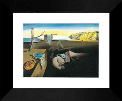 Salvador Dali Framed Art Print 15x18