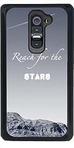Funda para LG G2 - Alcanzar Las Estrellas (b & W) by Tara Yarte Photography & Design