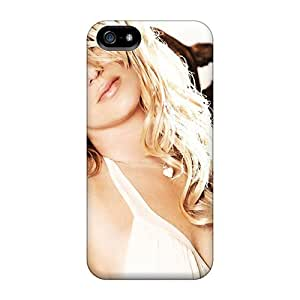 Grace's Favor Britney Spears 59 pragmatic For Iphone 5/5S Phone Case Cover PC Flexible Soft Case