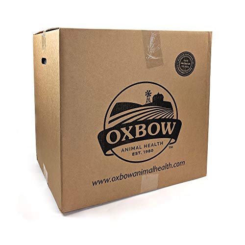 Oxbow Animal Health Orchard Grass Hay – All Natural Grass Hay for Chinchillas, Rabbits, Guinea Pigs, Hamsters & Gerbils…