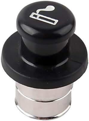 Car Lighter Shaped Pill Container Case Metal Safe Secret Stash Diversion by KeyZone