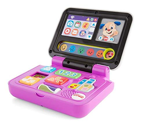 Fisher-Price Laugh & Learn Click & Learn - Computer Whiz Kid Toys