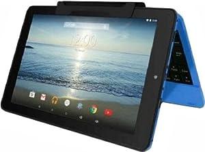 RCA Viking Pro 32GB Quad Core 10.1'' Hdmi Bluetooth Wifi Detachable Keyboard Android 5.0 Lollipop