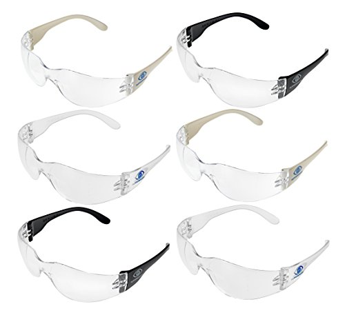 Tuffenough Anti Fog Safety Glasses, 6 - Lasses Glasses With