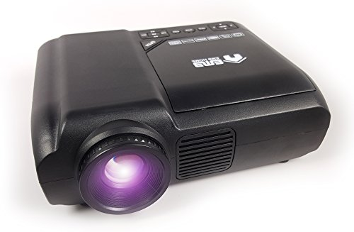 EMB Home - EBP200 - Portable HDMI DVD LED Projector 60 ANSI Lumens