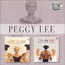 Latin Ala Lee / Ole Ala Lee by Lee, Peggy (1998-06-30)