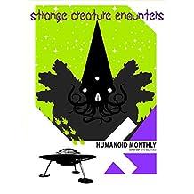 Strange Creature Encounters: Humanoid Monthly, September 2018