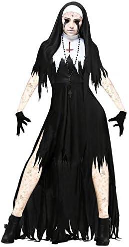 Disfraces de Halloween for las mujeres, monjas caracteres del ...