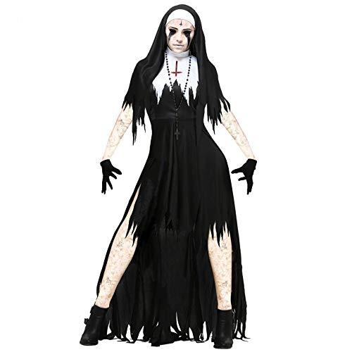 Disfraces de Halloween for las mujeres, monjas caracteres ...