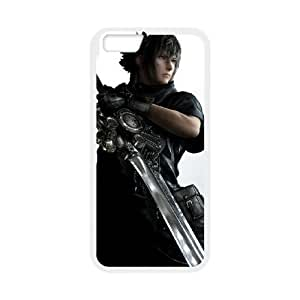 iPhone 6 Plus 5.5 Inch Cell Phone Case White Final Fantasy wfrf