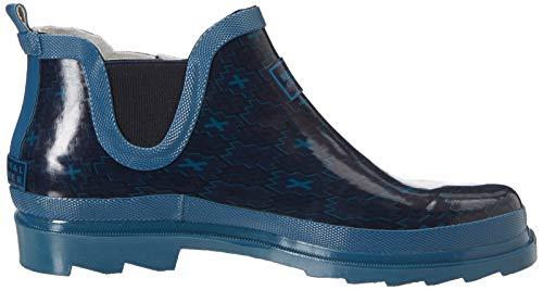 Sapphire blue Lady Regatta 7ex Harper Welly Wellington Bleu Bottes De amp; Femme Bottines Pluie Boot aOgxSOw