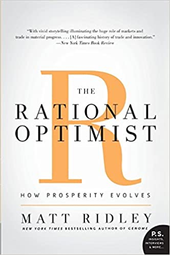 Image result for the rational optimist