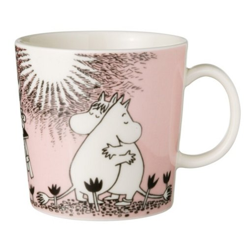 Moomin Love Mug by Arabia