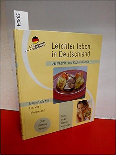 Leichter Leben In Deutschland Kochbuch Band 1 Amazonde Ertl