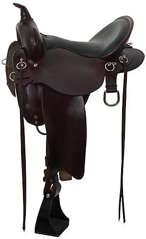 Circle Y High Horse Round Rock Gaited Saddle