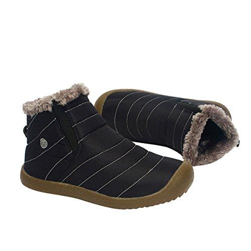Booties Boots Sneaker VFDB Walking Outdoor Lightweight Snow Ankle Waterproof Hqrx8XrE