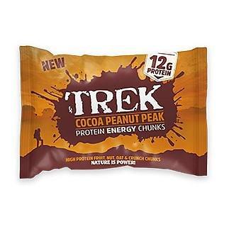 Trek Bars  Cocoa Peanut x Peak  13 x Peanut 60g 2aa0a0