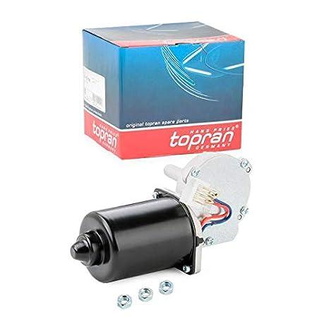 Topran 1J0955119 Motor para limpiaparabrisas delantero: Amazon.es: Coche y moto