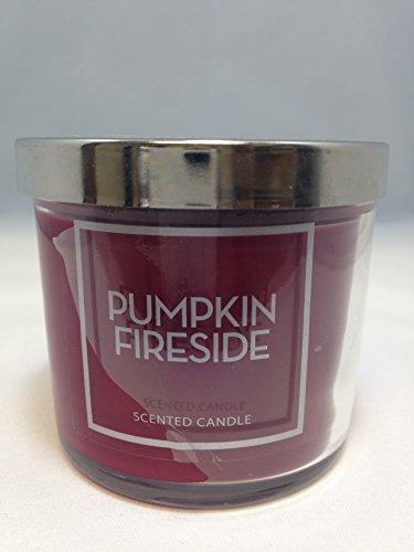 PUMPKIN FIRESIDE Bath & Body Works 4 Ounce Small (Mini) G...