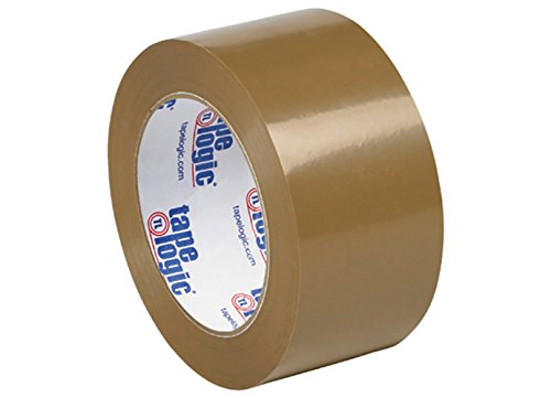 RetailSource T90253Tx24 Tape Logic #53 PVC Natural Rubber Tape, 2