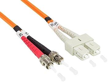 Alcasa LW-805TC 5m ST SC OM2 Naranja cable de fibra optica - Cable de