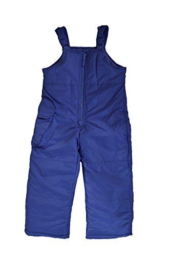 London Fog Girls Insulated Bib Snowpants Periwinkle Size 4T/4