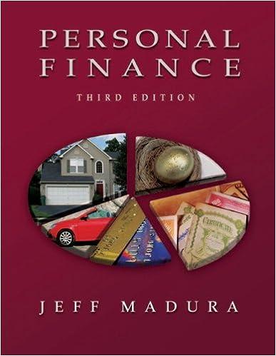 Personal finance jeff madura 9780321357977 amazon books fandeluxe Image collections