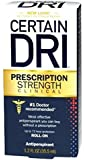 Certain Dri Roll-On Anti-Perspirant 1.2 Fl  Ozs, (Pack of 3)