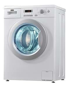 Haier HW70-B1401 Independiente Carga frontal 7kg 1400RPM A++ Color blanco - Lavadora (Independiente, Carga frontal, Color blanco, LCD, 7 kg, 1400 RPM)