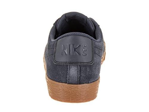 Nike Sb Blazer Laag Mannen Skateboarden Schoen Donder Blauw / Thunder Blue