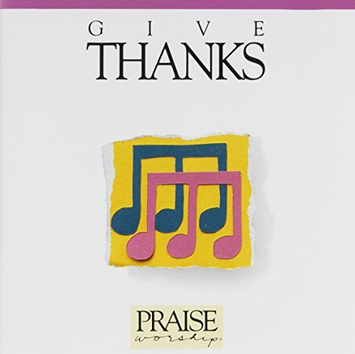 Give Thanks by Moen Don (2012-10-20)