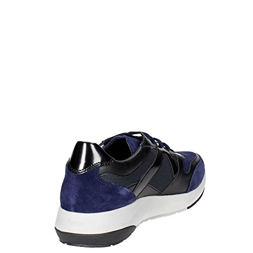 Bassa S43 Uomo 107787 Stonefly Blu Sneakers SH1AHqT