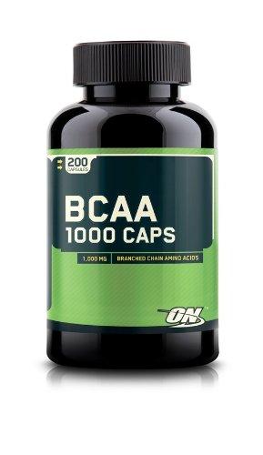 OPTIMUM NUTRITION BCAA - PRISE MASSE MUSCULAIRE - 1000 CAPSULES