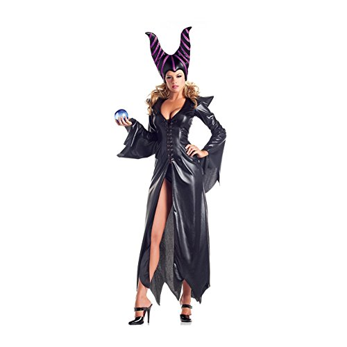 [The maleficent character plays the devil's witch costume] (Devil Costums)