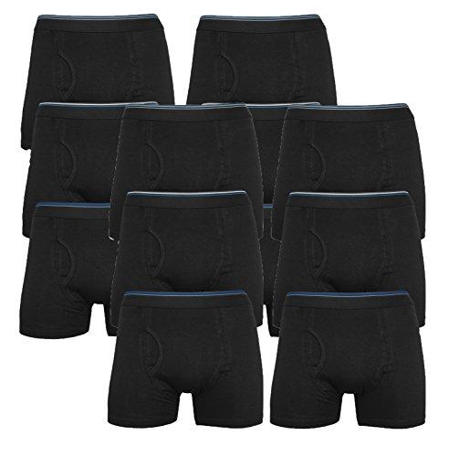 Pack Basic Algodón 2 12 Regalo Hombres Ropa Paquete Calzoncillos Ubicación 12 Ms Interior Novedad De xRTq1f
