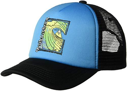 Quiksilver Little Corgi - Gorro para niño, Azul (Malibu Blue), Talla única