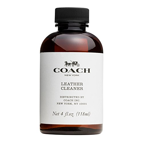 NEW COACH Leather Cleaner 4-oz.