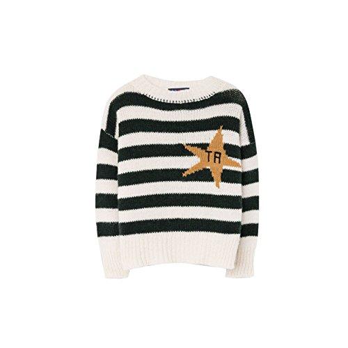 The Animal Observatory Green Grass Sweater - Grass Mohair