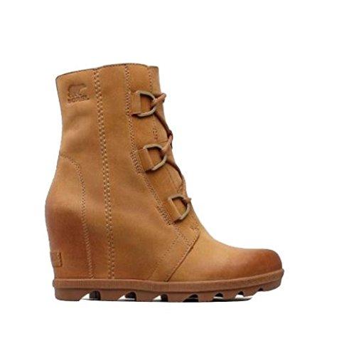 SOREL Women's Joan of Arctic¿ Wedge II Camel Brown 8 B US (Discount Arctic Sport Boots)
