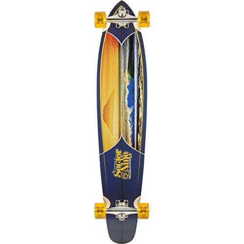Sector 9 Skateboards Supertubes Complete Longboard One Color, 43.25