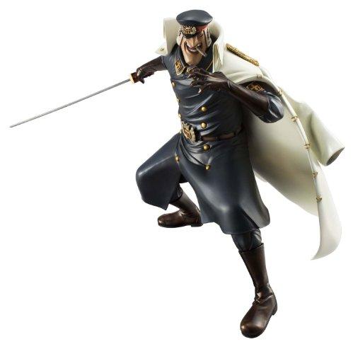 Megahouse One Piece Portrait of Pirates Shiryu PVC Figure (Excellent Model)