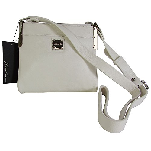Kenneth Cole New York Morningside Crossbody, White