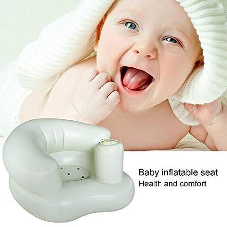 Tamlltide Funny Design - Sillón hinchable para bebés y niños ...