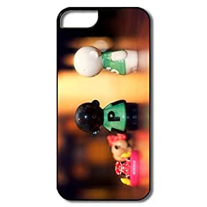 Geek Sea Black White Image IPhone 5/5s Case For Friend