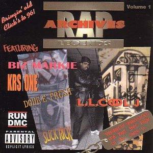 VA - Rap Archives Vol. 1 (1996) [FLAC] Download