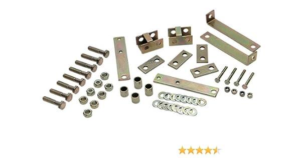 "High Lifter 2/"" Lift Kit for Suzuki King Quad 450i//700i//750i"